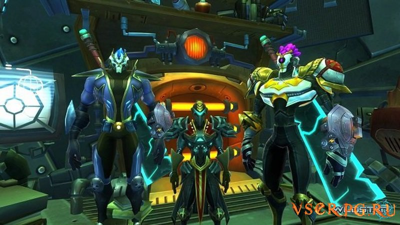 Wildstar screen 2