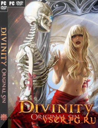 Постер игры Divinity Original Sin