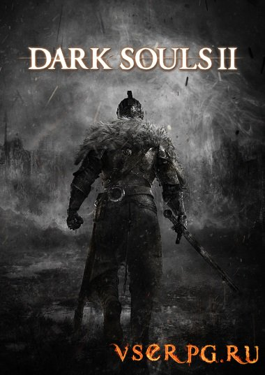 Постер игры Dark Souls 2 Crown of the Sunken King