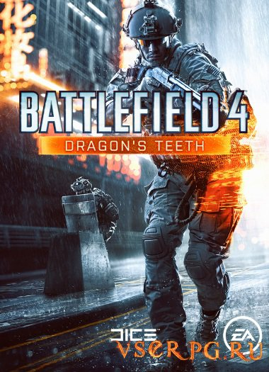 Постер игры Battlefield 4 Dragons Teeth