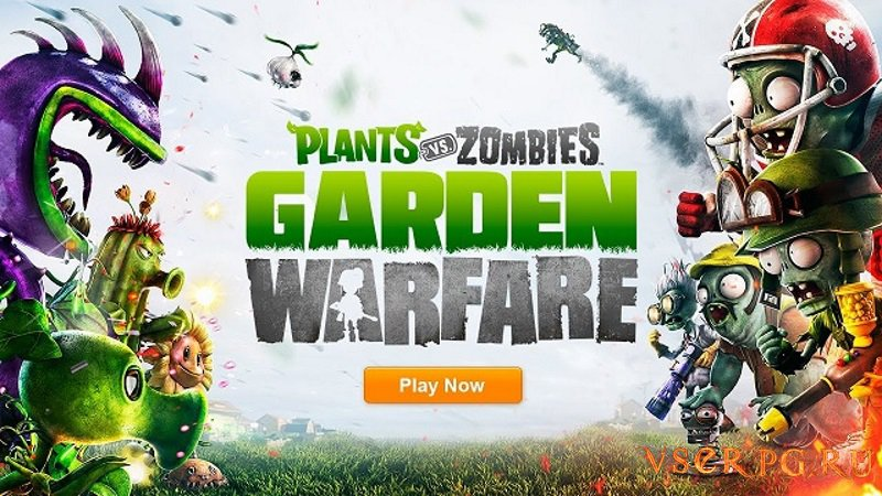 Plants vs Zombies Garden Warfare screen 2