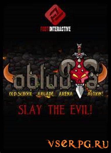 Постер игры Obludia