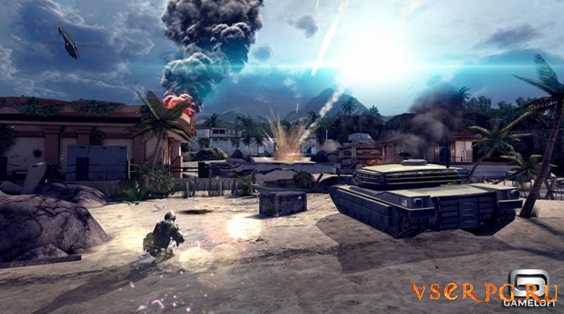 Modern Combat 5 [Android] screen 3