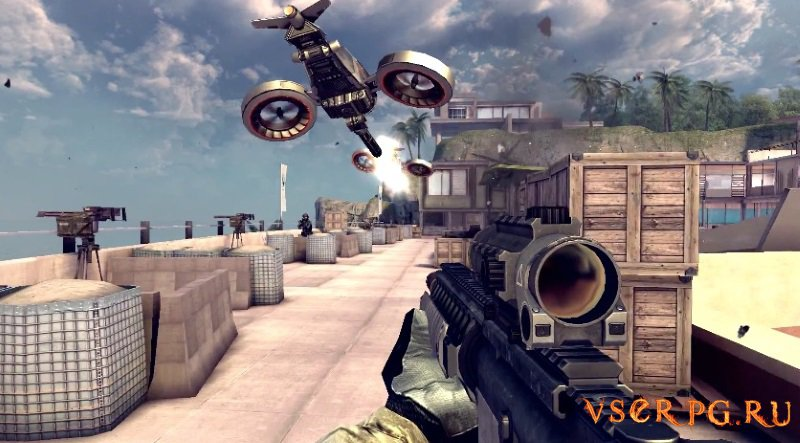 Modern Combat 5 [Android] screen 2