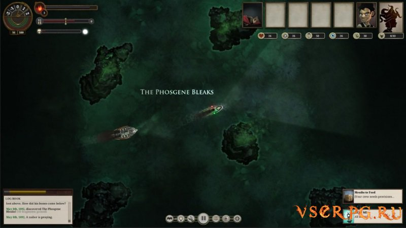 Sunless Sea screen 3