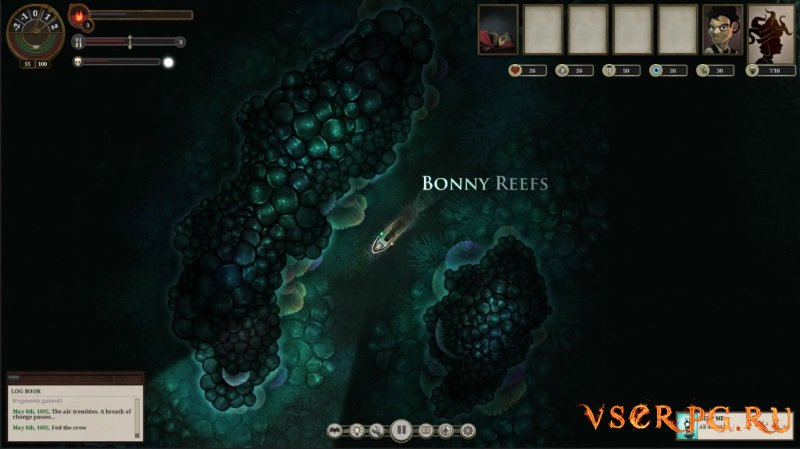 Sunless Sea screen 2