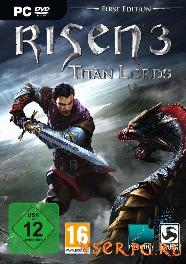 Постер игры Risen 3 Titan Lords