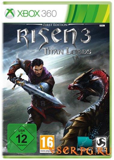 Постер игры Risen 3 Titan Lords [Xbox 360]