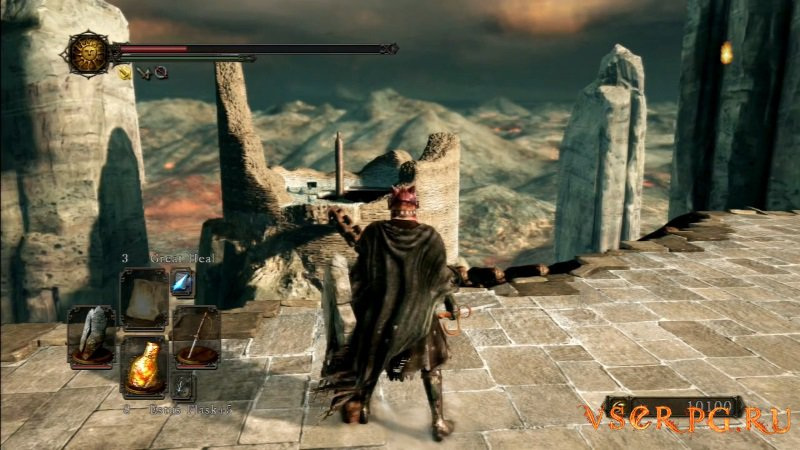 Dark Souls 2 Crown of the Old Iron King screen 1