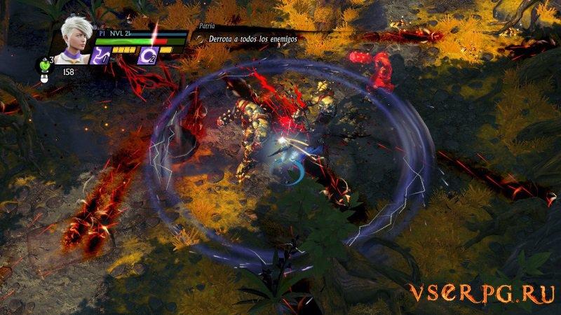 Sacred 3 [Xbox 360] screen 2