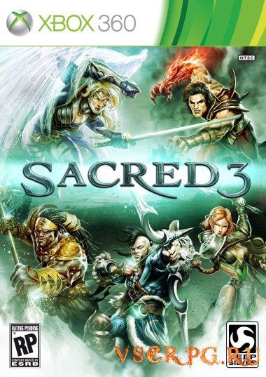 Постер игры Sacred 3 [Xbox 360]