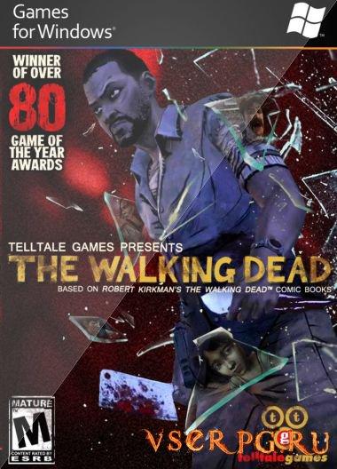 Постер игры Ходячие Мертвецы 2 сезон Эпизоды 1-4