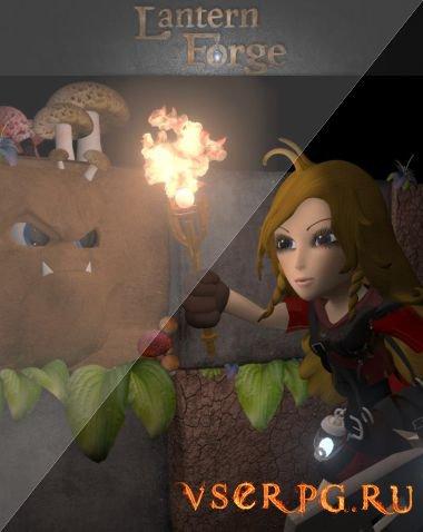 Постер игры Lantern Forge
