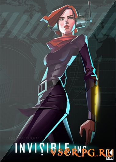 Постер Invisible Inc