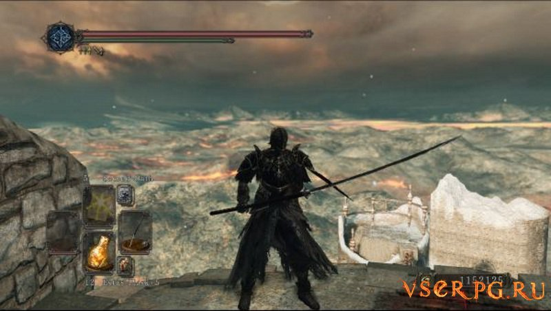 Dark Souls 2 Crown of the Ivory King screen 2