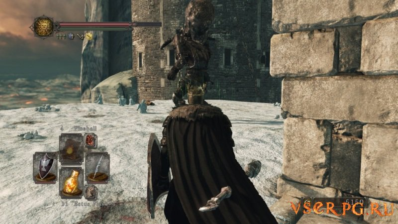 Dark Souls 2 Crown of the Ivory King screen 3