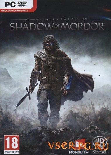 Постер игры Middle Earth Shadow of Mordor