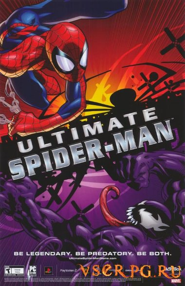 Постер игры Spider-Man Unlimited [Android]