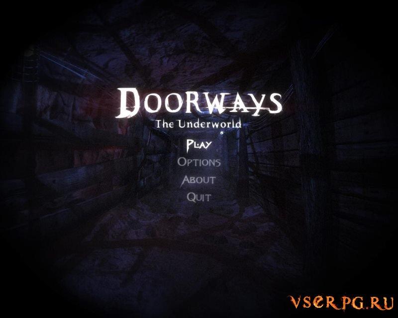 Doorways The Underworld screen 1