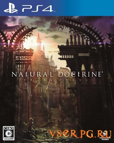 Постер игры Natural Doctrine [PS4]