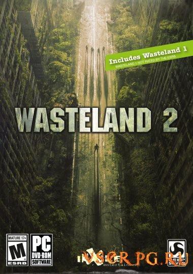 Постер игры Wasteland 2