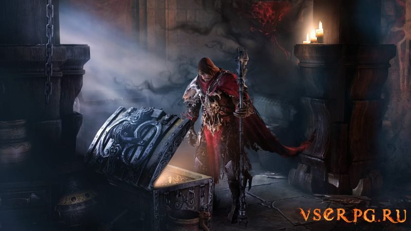 Lords of the Fallen screen 2