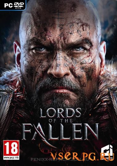 Постер игры Lords of the Fallen