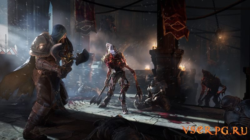 Lords of the Fallen screen 1