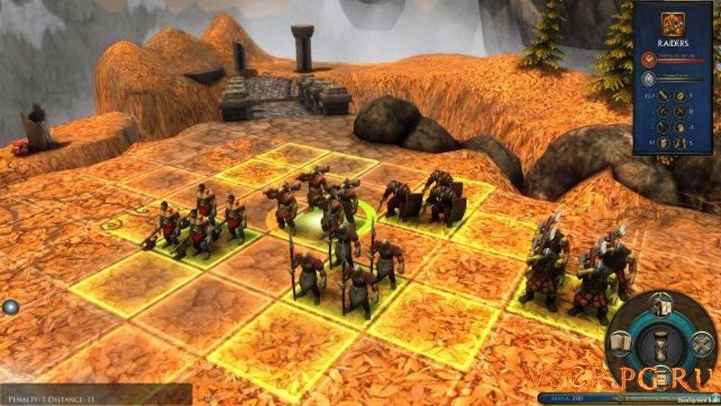 Worlds of Magic screen 3