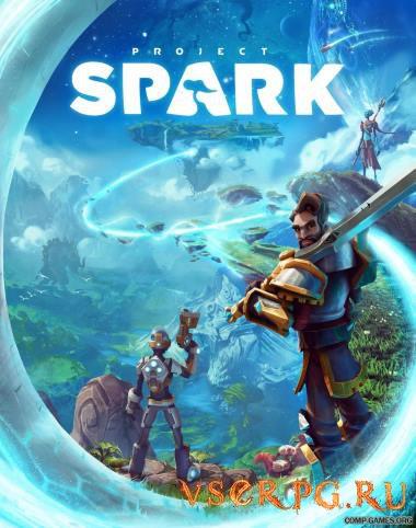 Постер игры Project Spark
