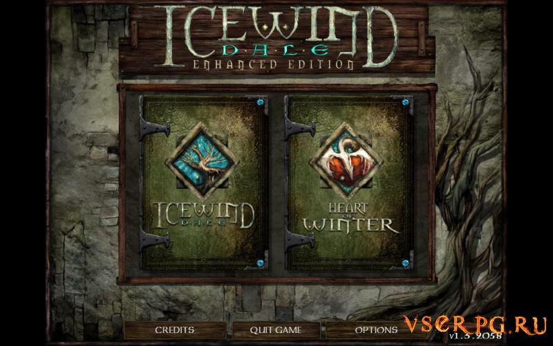 Icewind Dale Enhanced Edition screen 1