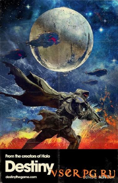 Постер игры Destiny на PC