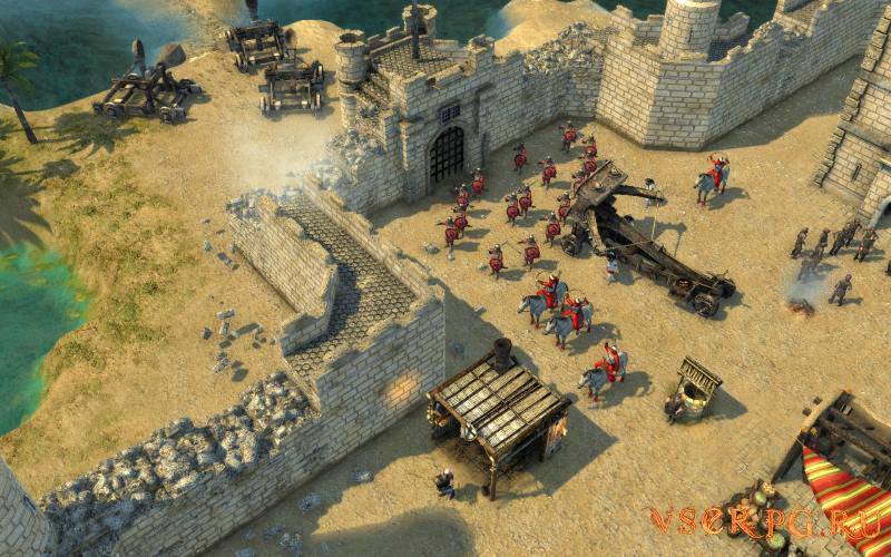 Stronghold Crusader 2 screen 2