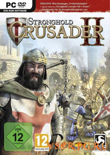 Постер игры Stronghold Crusader 2
