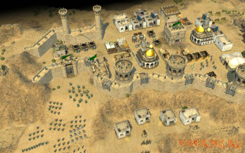 Stronghold Crusader 2 screen 3