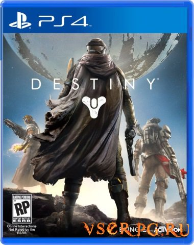 Постер игры Destiny [PS4]