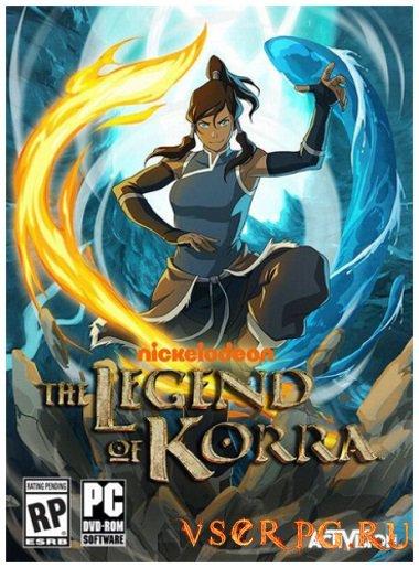 Постер игры The Legend of Korra