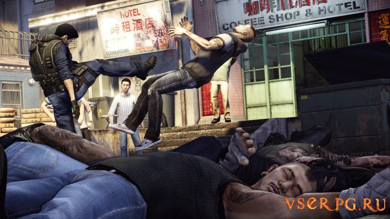 Sleeping Dogs Definitive Edition screen 1