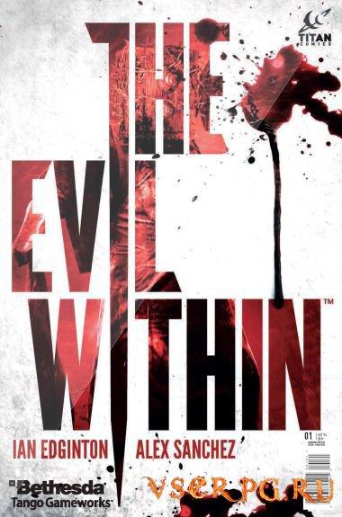 Постер игры The Evil Within