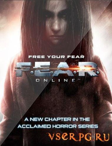 Постер игры FEAR Online