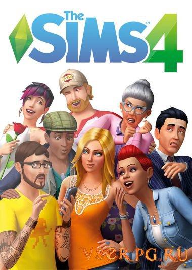 Постер игры The Sims 4