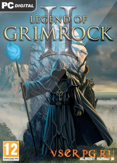 Постер игры Legend of Grimrock 2