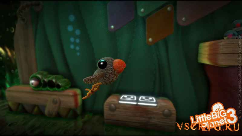 LittleBigPlanet 3 [PS4] screen 1
