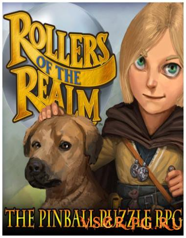Постер игры Rollers of the Realm