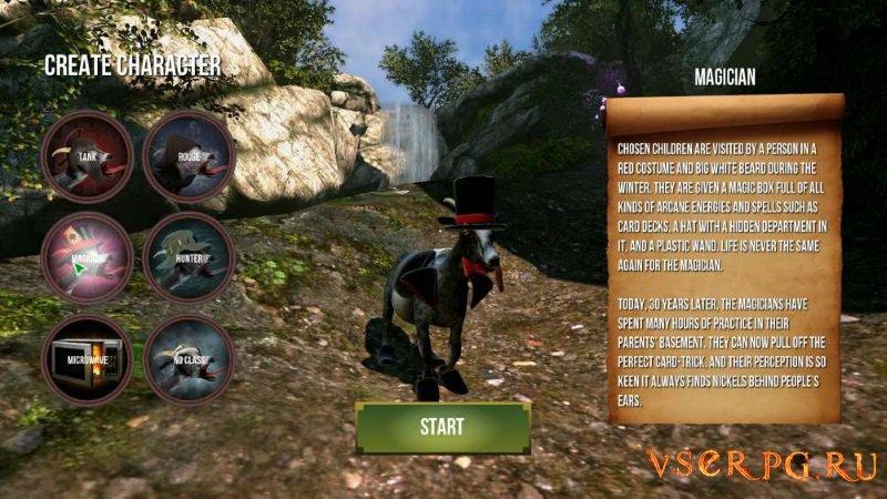 Симулятор козла screen 1