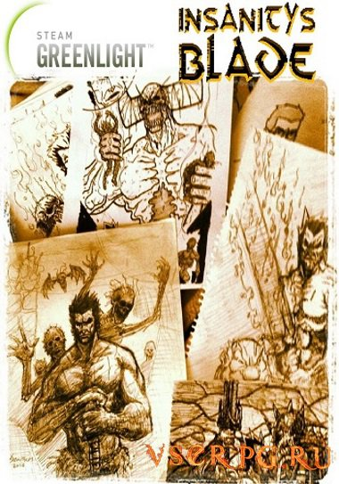 Постер игры Insanity's Blade