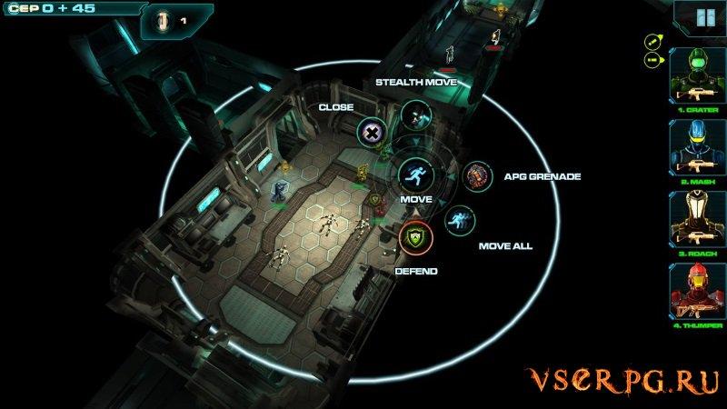 Line of Defense screen 2