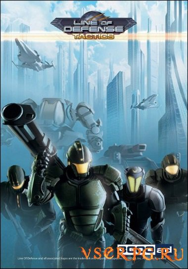 Постер игры Line of Defense