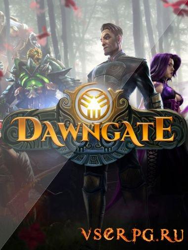 Постер игры Dawngate