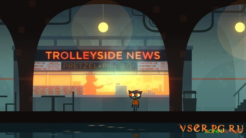 Night in the Woods screen 1